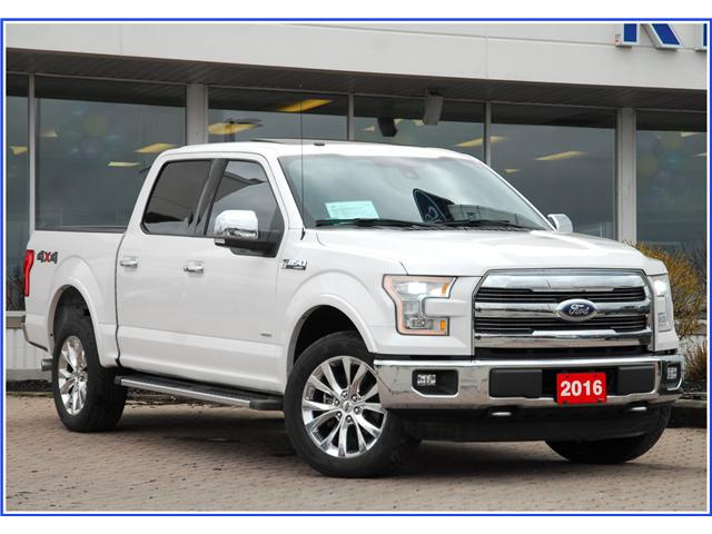 2016 Ford F-150 Lariat (Stk: D90180A) in Kitchener - Image 1 of 19