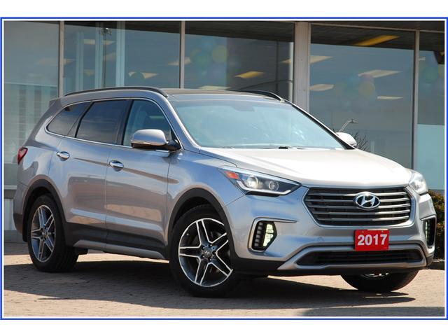 2017 Hyundai Santa Fe XL Limited (Stk: 146680B) in Kitchener - Image 1 of 18