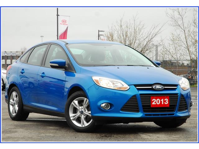 2013 Ford Focus SE (Stk: 9E4030A) in Kitchener - Image 1 of 15