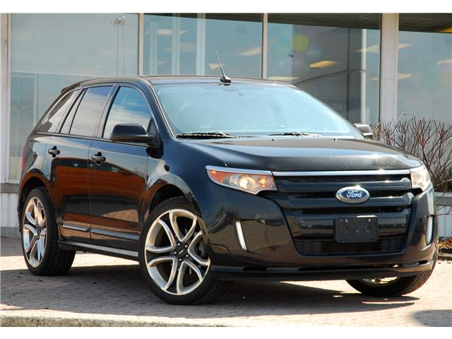 2011 Ford Edge Sport (Stk: 9D0370A) in Kitchener - Image 1 of 4