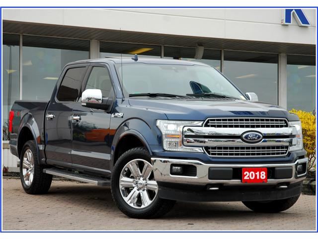 2018 Ford F-150 Lariat (Stk: 147900) in Kitchener - Image 1 of 19
