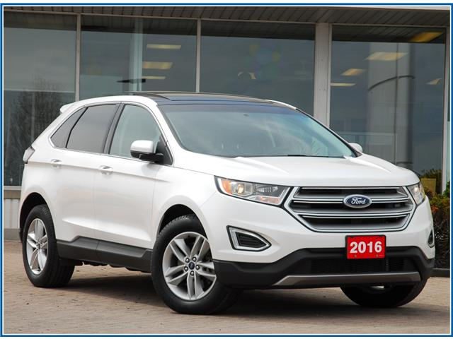 2016 Ford Edge SEL (Stk: 9D0400A) in Kitchener - Image 1 of 20