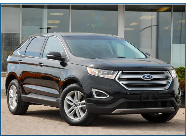 2016 Ford Edge SEL (Stk: 8D10650A) in Kitchener - Image 1 of 19