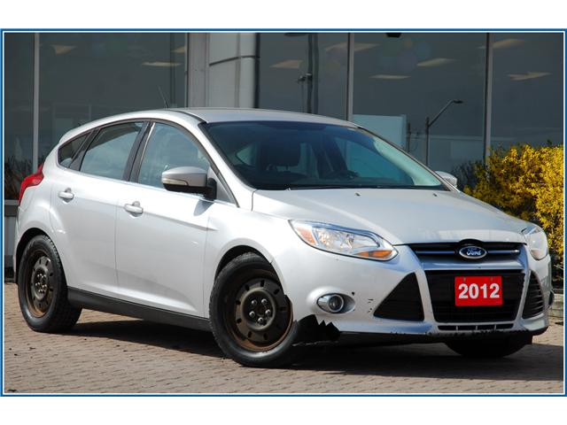 2012 Ford Focus SEL (Stk: D93800AX) in Kitchener - Image 1 of 11