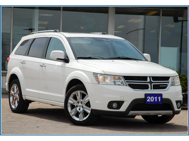 2011 Dodge Journey R/T (Stk: 147740A) in Kitchener - Image 1 of 17