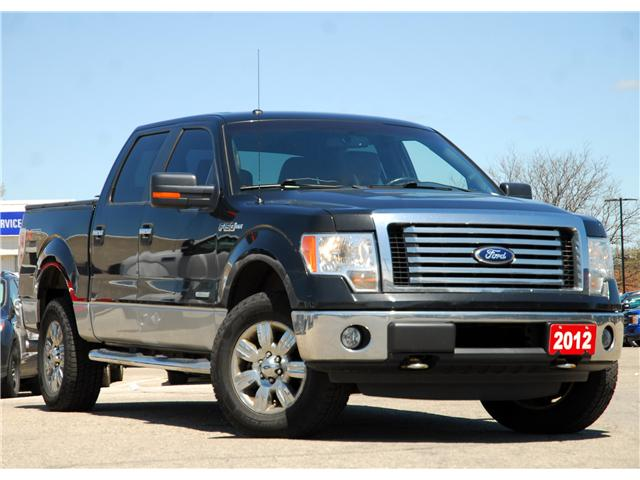 2012 Ford F-150 XLT (Stk: D93850A) in Kitchener - Image 1 of 4