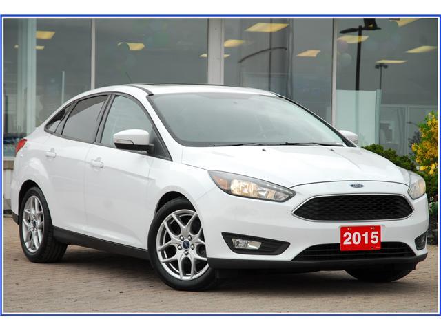 2015 Ford Focus SE (Stk: 147920X) in Kitchener - Image 1 of 17