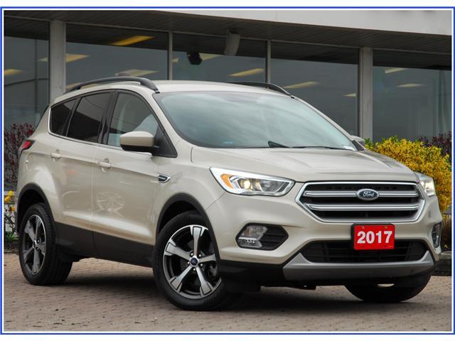 2017 Ford Escape SE (Stk: 147870) in Kitchener - Image 1 of 18