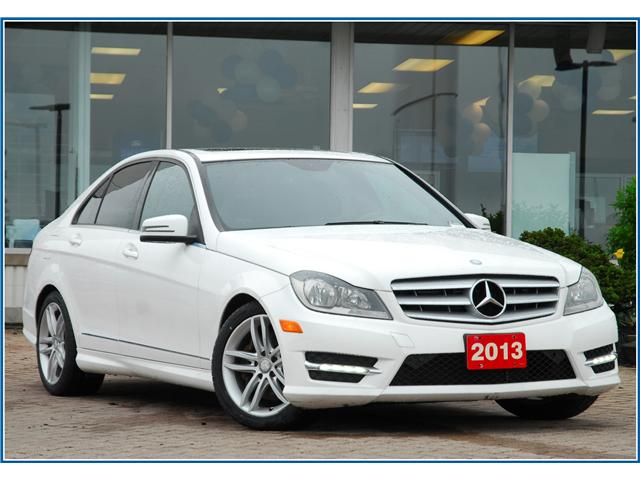 2013 Mercedes-Benz C-Class Base (Stk: 9F1370AJ) in Kitchener - Image 1 of 19