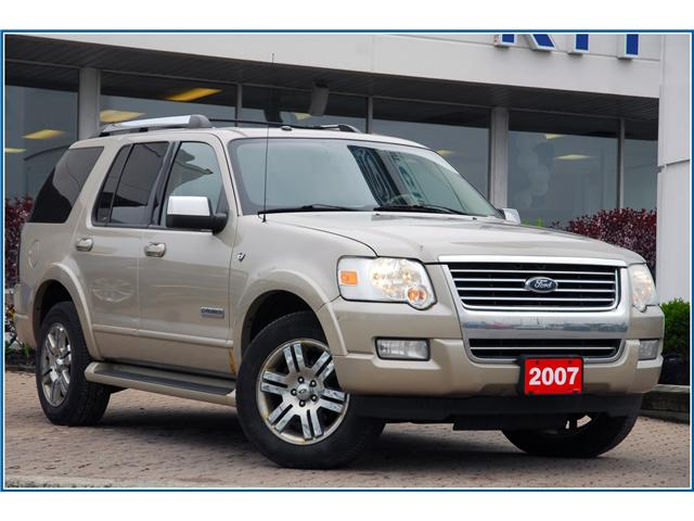 2007 Ford Explorer Limited (Stk: 147730B) in Kitchener - Image 1 of 16