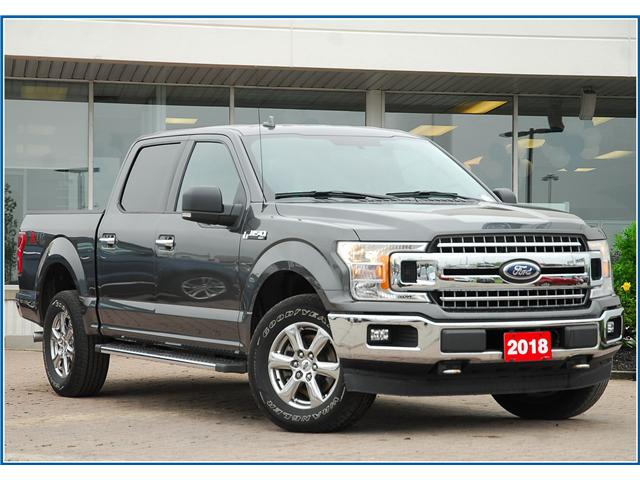 2018 Ford F-150 XLT (Stk: D93990A) in Kitchener - Image 1 of 18
