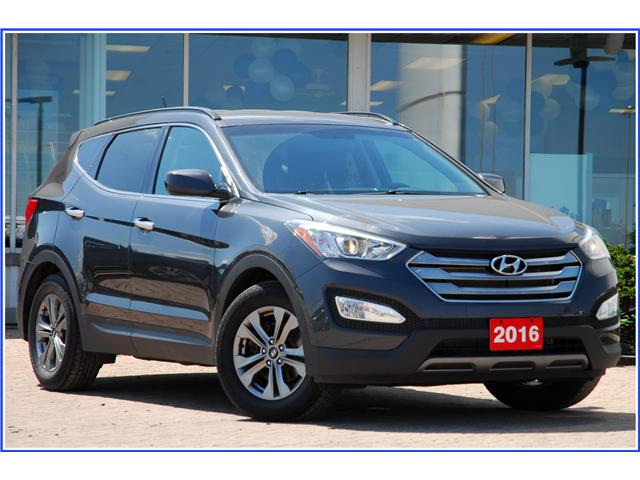 2016 Hyundai Santa Fe Sport 2.4 Premium (Stk: 147940A) in Kitchener - Image 1 of 14