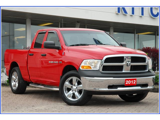 2012 RAM 1500 ST (Stk: D93970AX) in Kitchener - Image 1 of 16