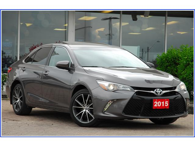 2015 Toyota Camry XSE (Stk: 9D1450A) in Kitchener - Image 1 of 18