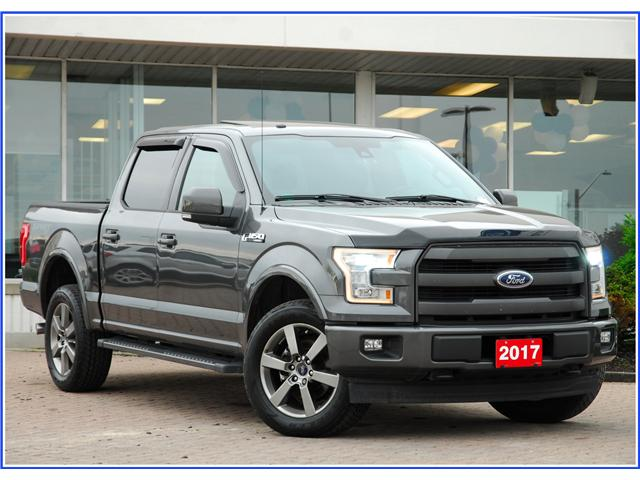 2017 Ford F-150 Lariat (Stk: 9F4470A) in Kitchener - Image 1 of 21