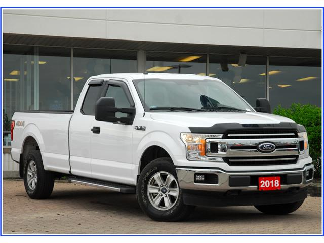 2018 Ford F-150 XLT (Stk: D93370A) in Kitchener - Image 1 of 19