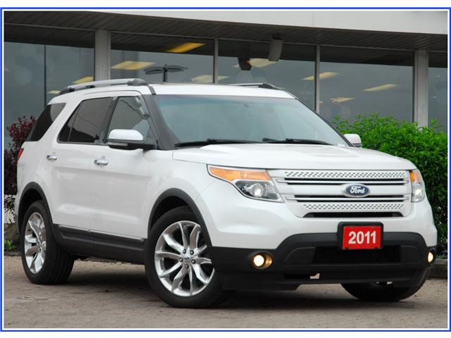 2011 Ford Explorer Limited (Stk: D94280A) in Kitchener - Image 1 of 19