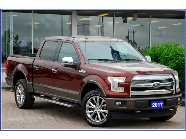 2017 Ford F-150 Lariat (Stk: 9F5950A) in Kitchener - Image 1 of 21