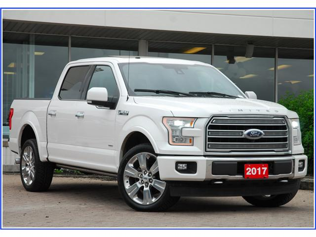 2017 Ford F-150 Limited (Stk: D93950A) in Kitchener - Image 1 of 22