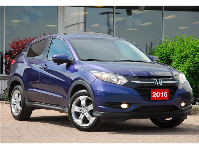 2016 Honda HR-V EX (Stk: 9F1980A) in Kitchener - Image 1 of 17
