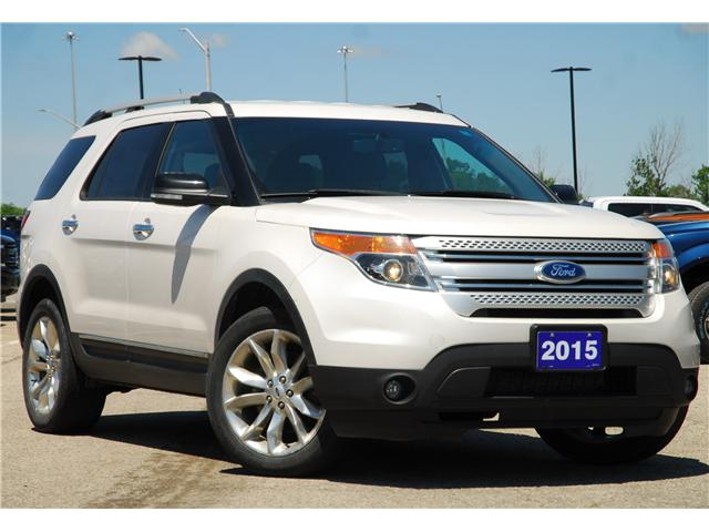 2015 Ford Explorer XLT (Stk: 9P3190A) in Kitchener - Image 1 of 5