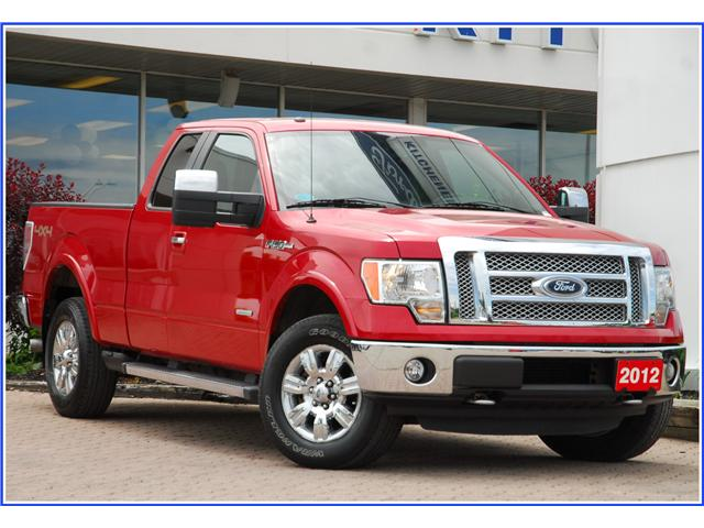 2012 Ford F-150 Lariat (Stk: 9G4960A) in Kitchener - Image 1 of 19