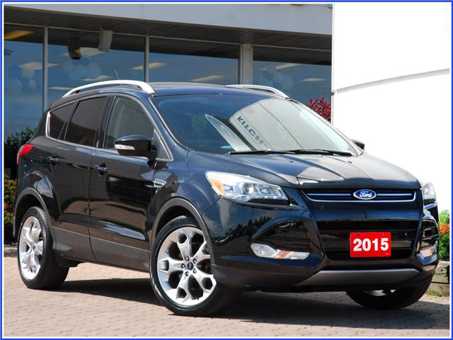 2015 Ford Escape Titanium (Stk: D96090AX) in Kitchener - Image 1 of 19