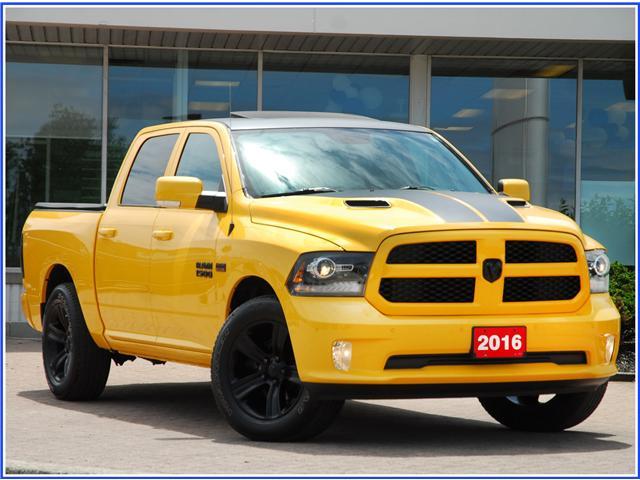 2016 RAM 1500 Sport (Stk: 9M2340A) in Kitchener - Image 1 of 20