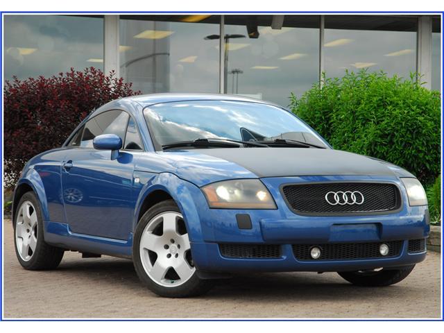 2001 Audi TT Base (Stk: 9D0370BXZ) in Kitchener - Image 1 of 16