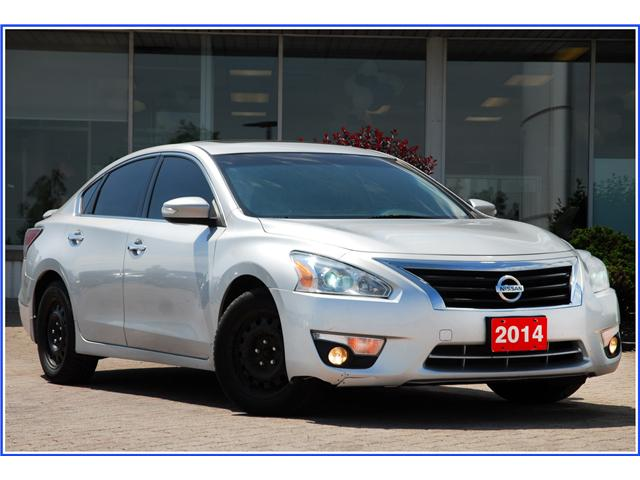 2014 Nissan Altima 2.5 SL (Stk: 148190) in Kitchener - Image 1 of 16