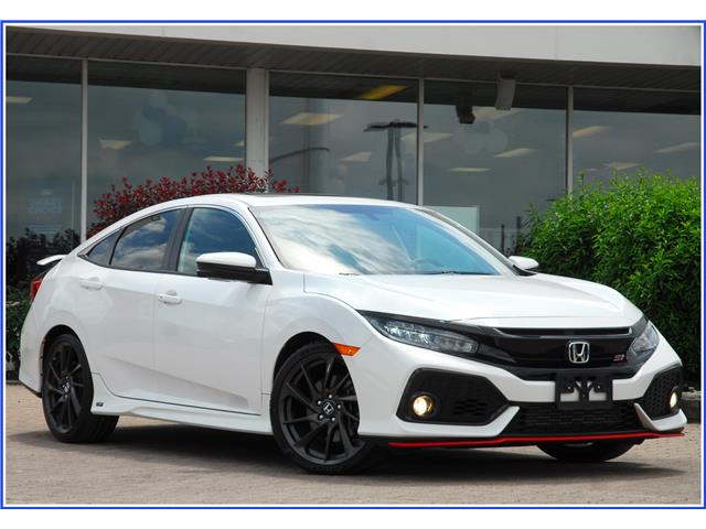2018 Honda Civic Si (Stk: 9S4360B) in Kitchener - Image 1 of 18