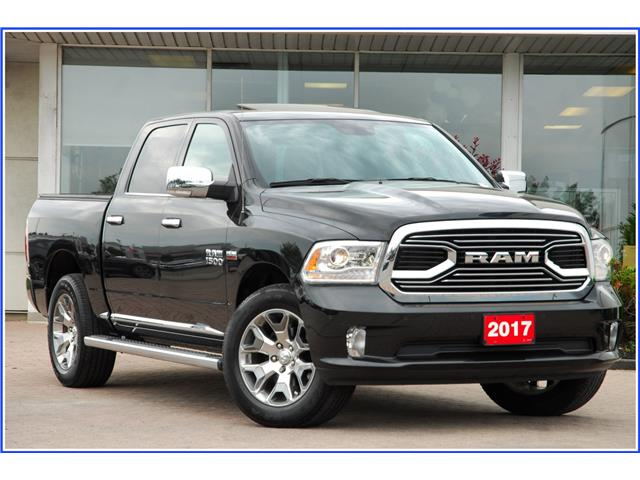 2017 RAM 1500 Longhorn (Stk: 146690A) in Kitchener - Image 1 of 23