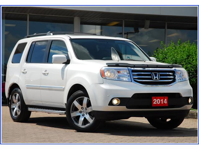 2014 Honda Pilot Touring (Stk: D93820A) in Kitchener - Image 1 of 18