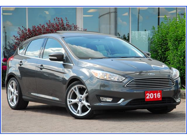 2016 Ford Focus Titanium (Stk: 8R11600A) in Kitchener - Image 1 of 18