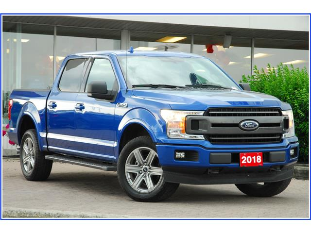 2018 Ford F-150 XLT (Stk: 7A4870B) in Kitchener - Image 1 of 19