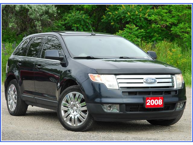 2008 Ford Edge Limited (Stk: 9D3000AX) in Kitchener - Image 1 of 18