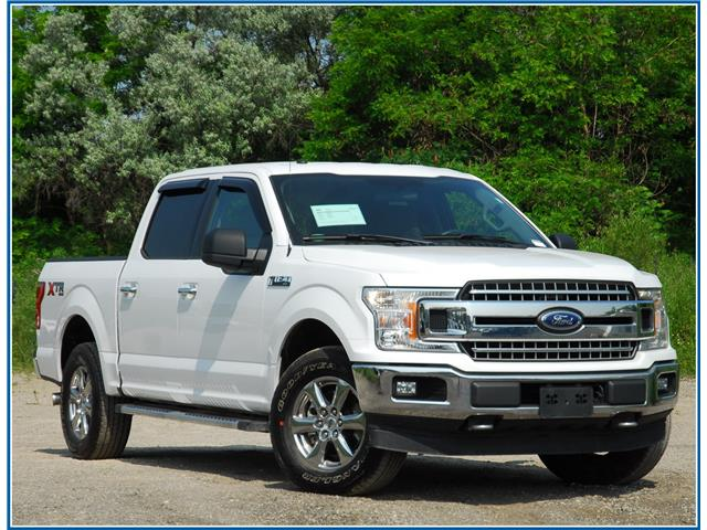 2018 Ford F-150 XLT (Stk: 9F6910AX) in Kitchener - Image 1 of 17