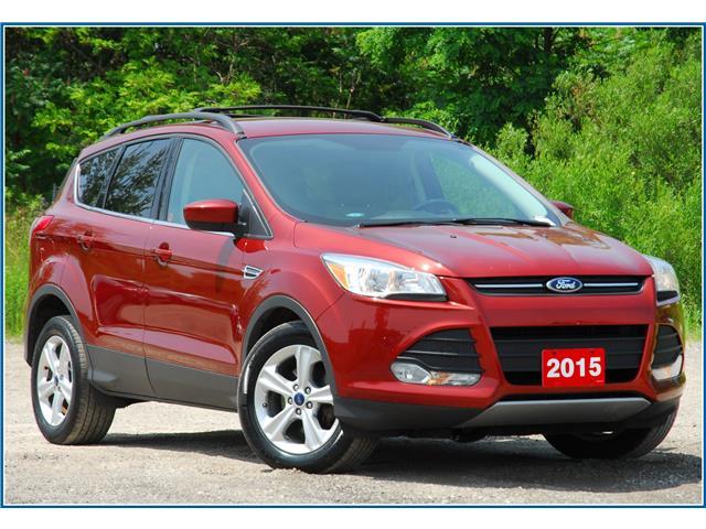 2015 Ford Escape SE (Stk: D94450A) in Kitchener - Image 1 of 14