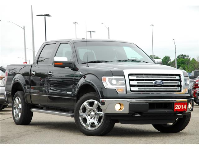 2014 Ford F-150 Lariat (Stk: D94440A) in Kitchener - Image 1 of 2