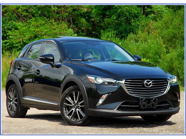 2016 Mazda CX-3 GT (Stk: 9F4860C) in Kitchener - Image 1 of 17