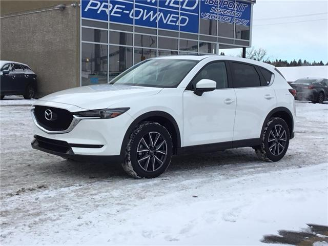 2018 Mazda CX-5 GT (Stk: K7831) in Calgary - Image 1 of 26