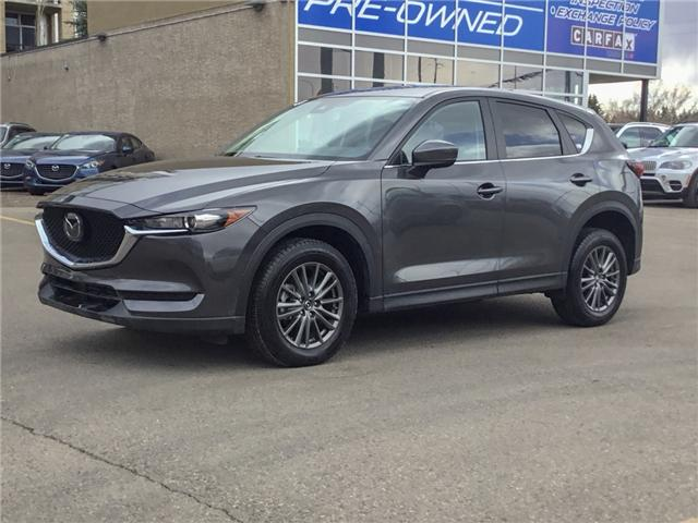 2018 Mazda CX-5 GX (Stk: K7726) in Calgary - Image 1 of 33