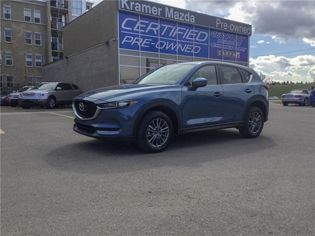 2018 Mazda CX-5 GS (Stk: K7806) in Calgary - Image 1 of 16