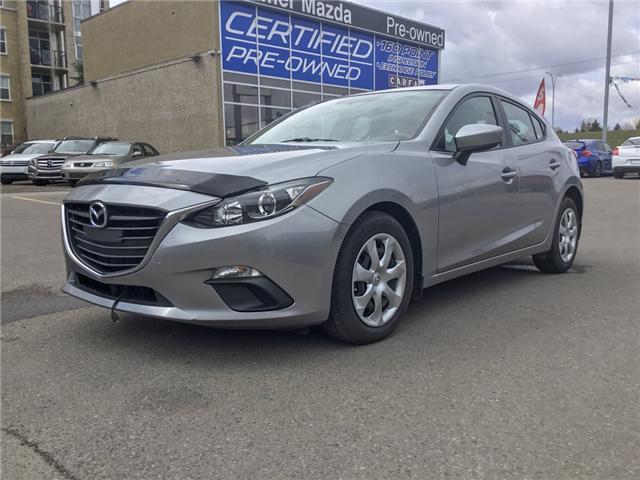 2016 Mazda Mazda3 GX (Stk: N4899A) in Calgary - Image 1 of 16