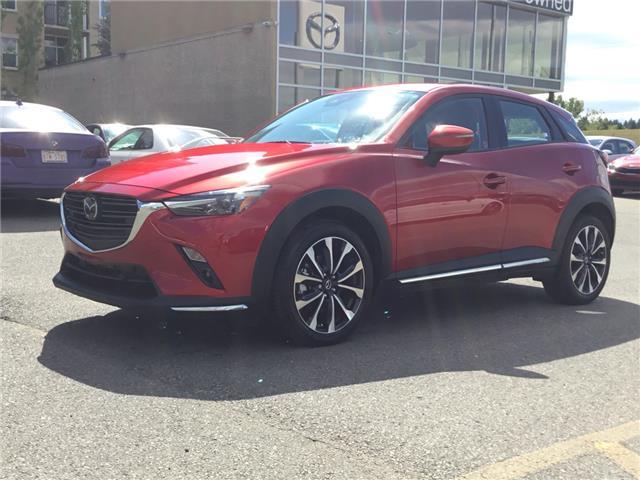 2019 Mazda CX-3 GT (Stk: N4831A) in Calgary - Image 1 of 25