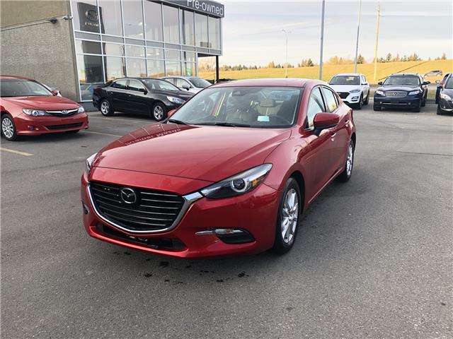 2018 Mazda Mazda3 GS (Stk: K7821) in Calgary - Image 1 of 15