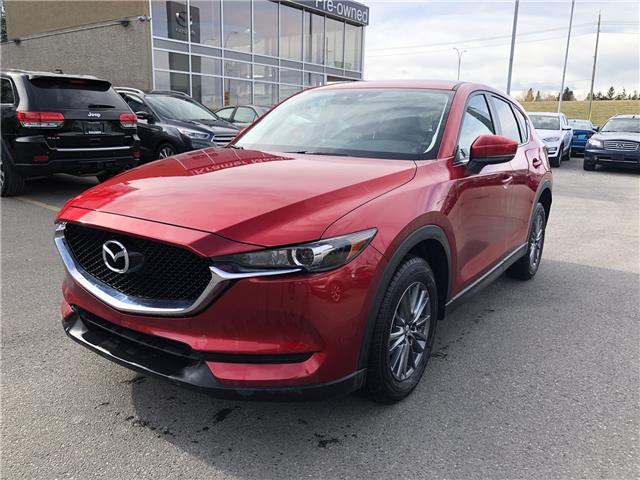 2018 Mazda CX-5 GS (Stk: K7807) in Calgary - Image 1 of 15