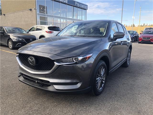2018 Mazda CX-5 GS (Stk: K7824) in Calgary - Image 1 of 25