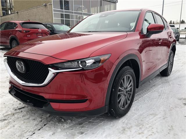 2018 Mazda CX-5 GX (Stk: K7825) in Calgary - Image 1 of 15