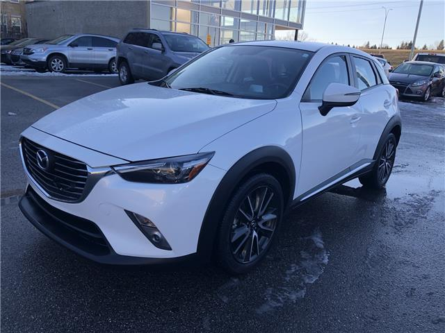 2016 Mazda CX-3 GT (Stk: N4490A) in Calgary - Image 1 of 16